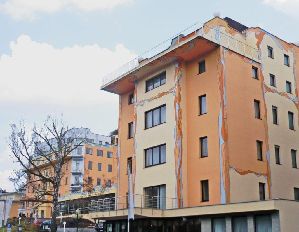 2006 – Erweiterung der Parkklinik Heiligenfeld