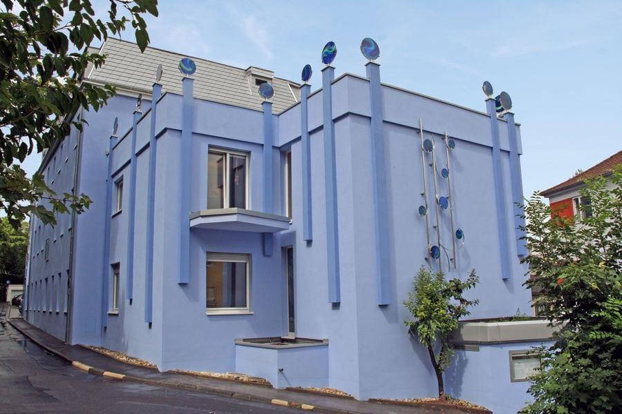 2008 – Entstehung des neuen Verwaltungsgebäudes