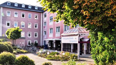 2011 –  Erweiterung der Parkklinik Heiligenfeld und Neueröffnung der Rosengartenklinik Heiligenfeld