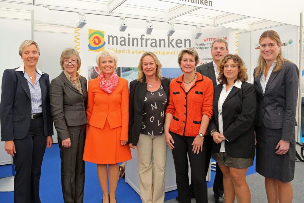 2012 – Familienfreundlichster Arbeitgeber Mainfranken Top 5