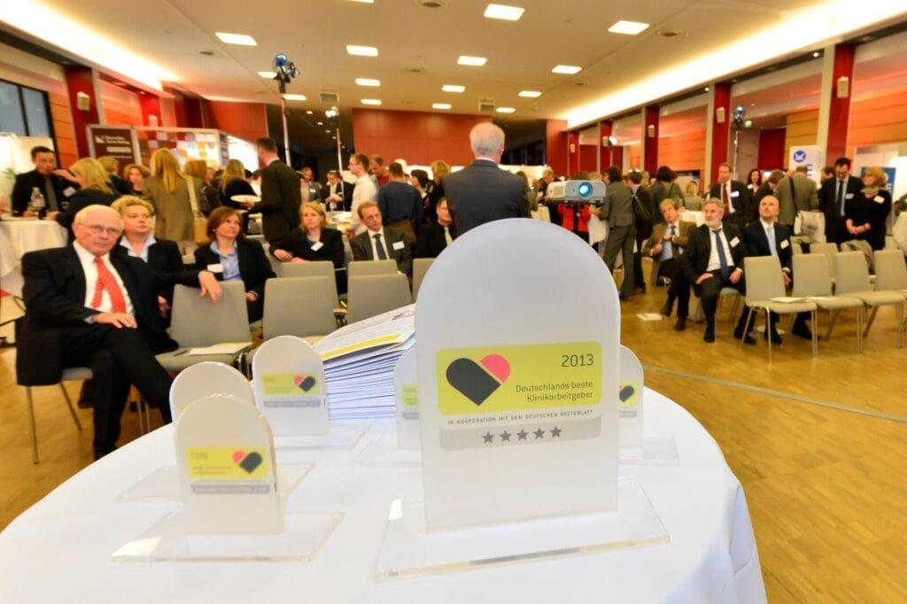 2013 – Deutschlands beste Klinikarbeitgeber