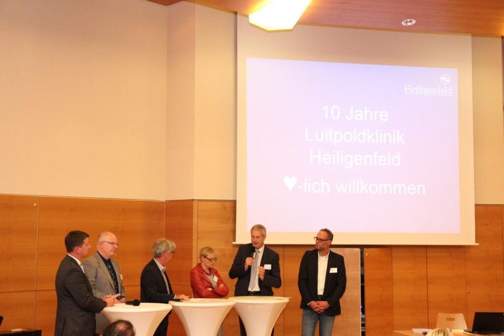 2017 – Luitpoldklinik Heiligenfeld feiert zehnjähriges Bestehen