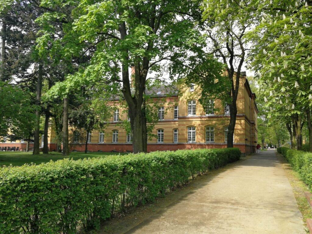 2017 – Neueröffnung der Heiligenfeld Klinik Berlin