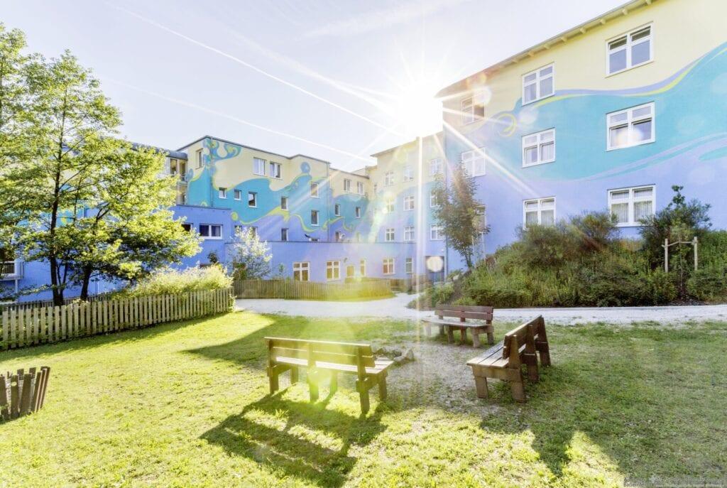 Heiligenfeld Klinik Waldmuenchen