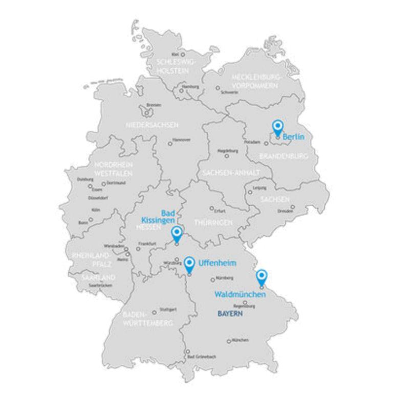 Heiligenfeld Uebersicht Kliniken