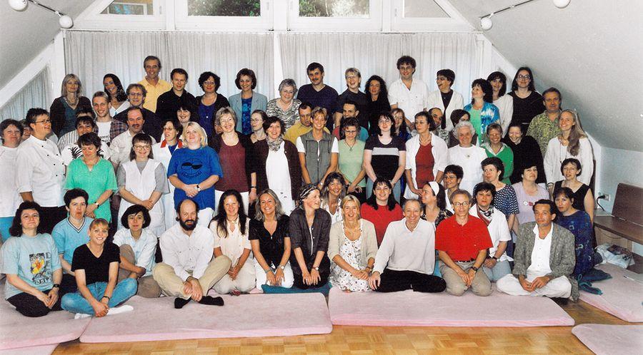 2000 – Feier des 10-jährigen Firmenbestehens