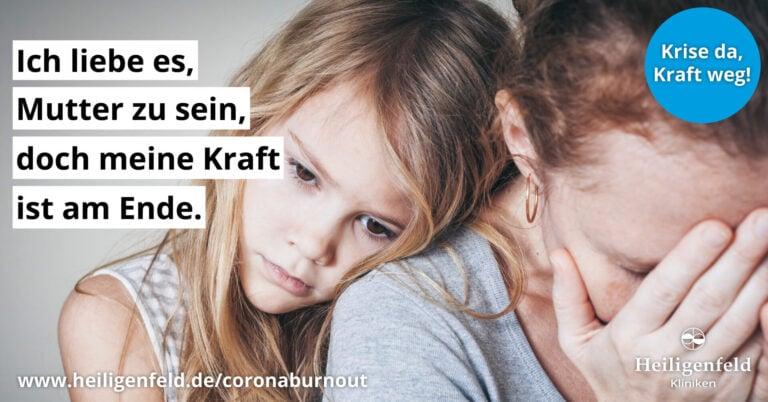 Corona-Burnout_Kampagne_Mutter