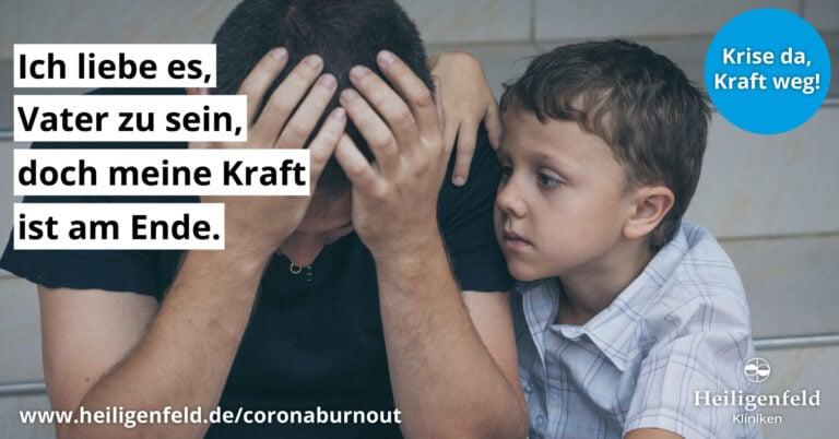 Corona-Burnout_Kampagne_Vater