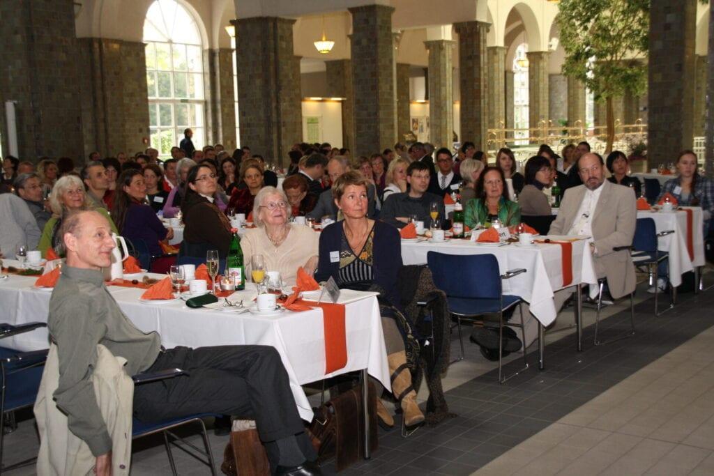 2010 – Feier des 20-jährigen Firmenjubiläums