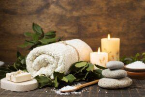 Wellness Spa Kerzen