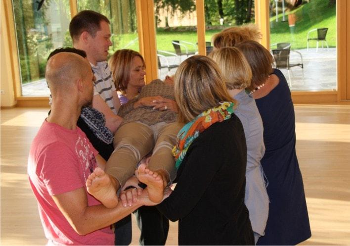 Körpertherapie