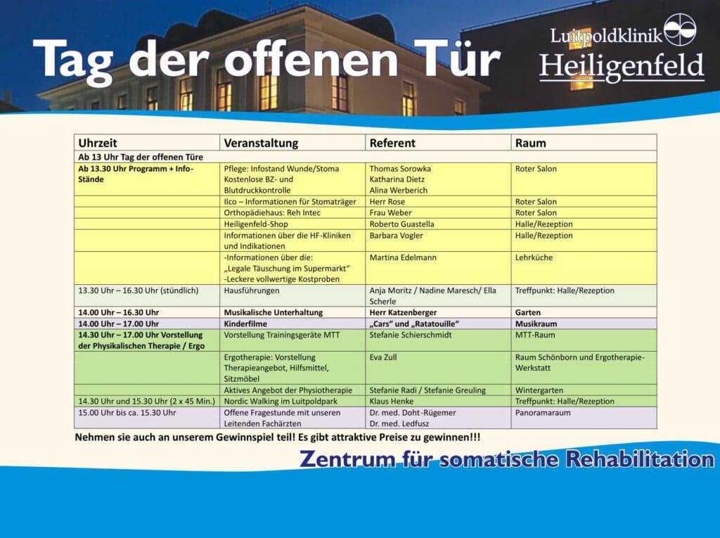 LK TagdoffenenTuer Programm