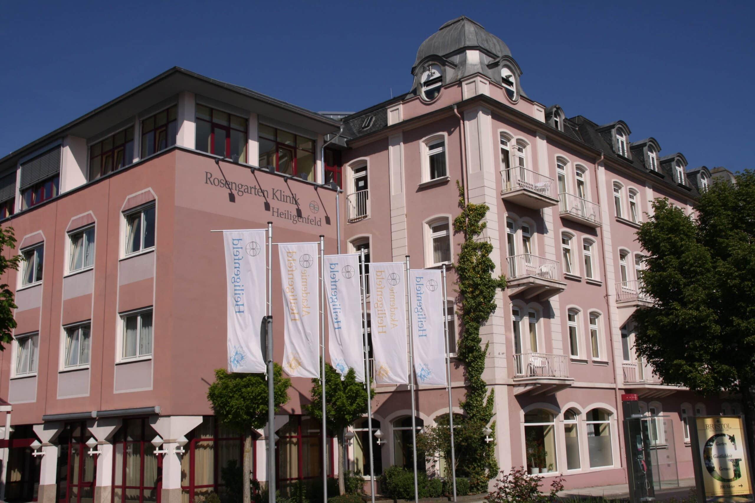 Rosengarten Klinik Heiligenfeld