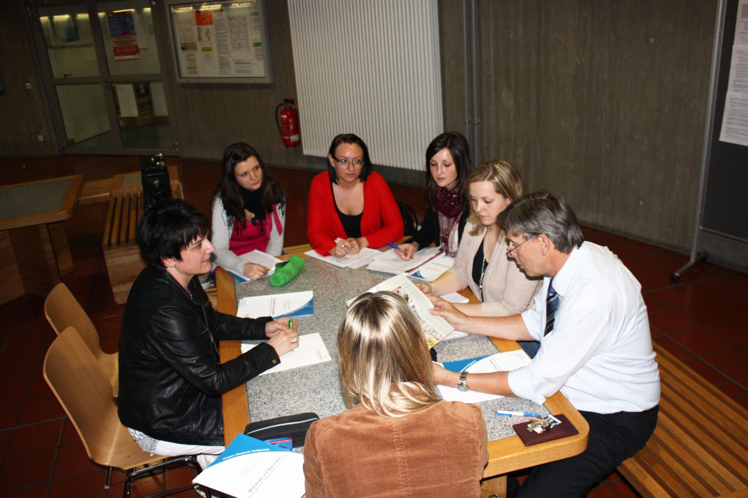 Studenten Fh Schweinfurt scaled