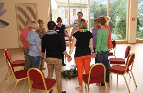 Therapiesitzung Beziehung und Kommunikation