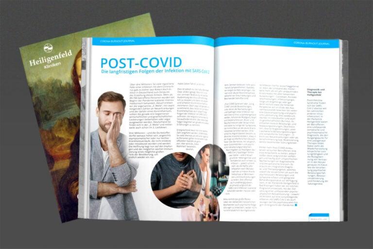 magazinmockup corona burnout journal