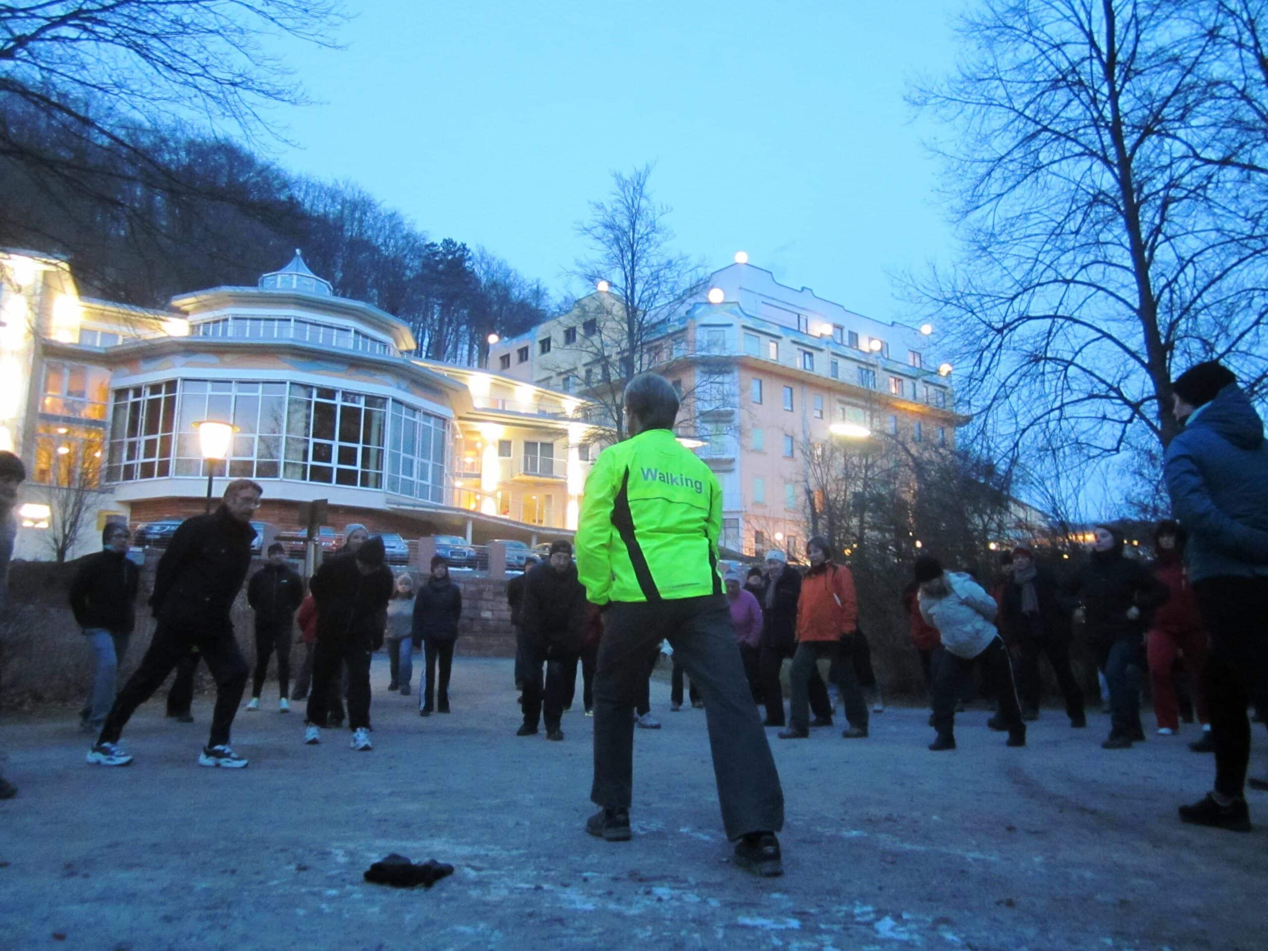 """Heiligenfeld unterstützt Aktion """"One billion rising"""""""