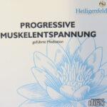 CD Progressive Muskelentspannung nach Jacobson