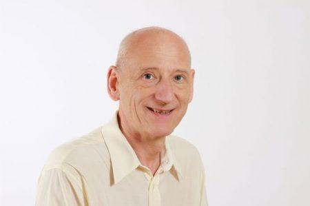 Dr. Joachim Galuska, der Gründer der Heiligenfeld Kliniken und Leiter des Kongresses