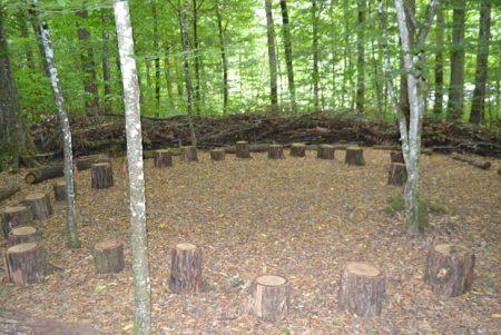 Wald für die Seele Waldbühne