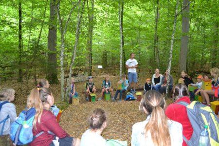 Wald für die Seele - Ferienbetreuung