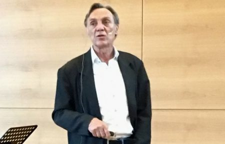 MBSR-Ausbilder Gerd Metz