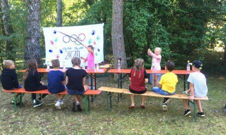 Heiligenfelder Kinder-Ferienbetreuung 2020: Foto: Luisa Müller