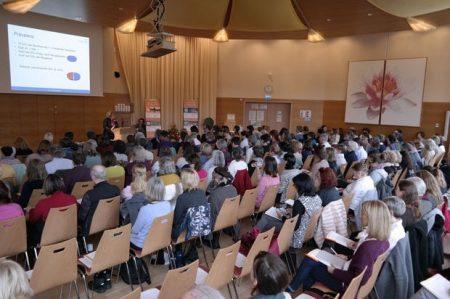 Mehr als 200 Interessierte besuchten das Symposium